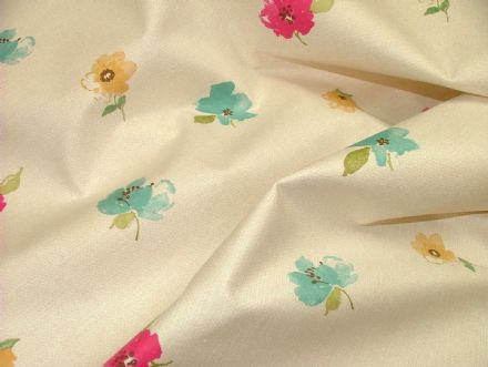 Exclusive Ashley Wilde Janella Tropical Curtain / Soft Furnishing Fabric